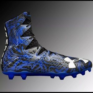 Under Armour Highlight Lux Mens 10 Football Cleats